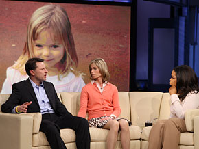 The McCanns still haven't come close to finding Madeleine.