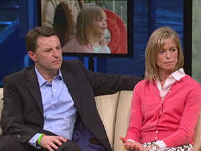 The search for Madeleine McCann is still active.