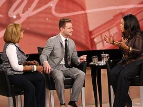 Bernard LaChance's Oprah Show debut