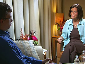 Dr. Susan Lipkins helps a bullied teen learn how to stand up for himself.