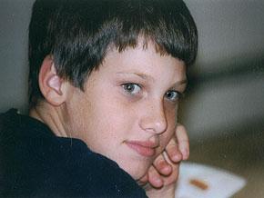 John Halligan remembers his son Ryan.