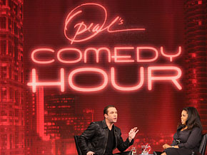 Dane Cook on where he gets his material