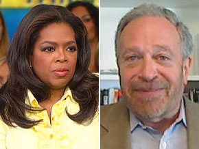 Robert Reich says the recession is a wake-up call for Americans.