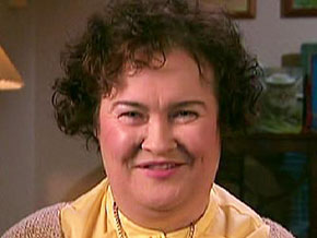 Simon Cowell says Susan Boyle took him by surprise.