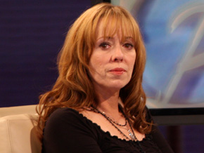 Mackenzie Phillips reads from page 108 of her book.