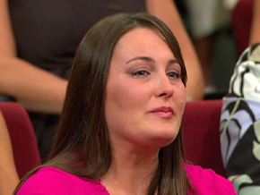 Connie Culp's daughter, Alicia, helped her realize she couldn't go back to Tom.