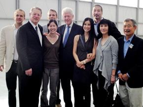 Lisa Ling on President Bill Clinton's intervention