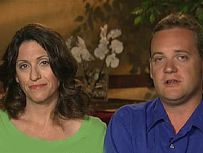 Michael and Susan Schofield discuss their depression.