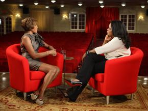 Whitney Houston on her marital problems
