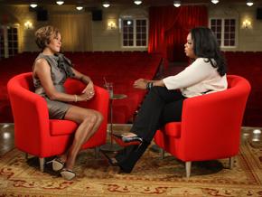 Whitney Houston on Divorce