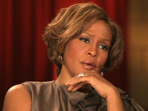 Whitney Houston on using drugs as an escape