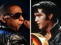 Jay-Z and Elvis Presley