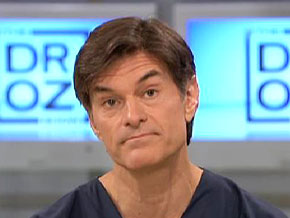 Dr. Oz discusses how to help an addict.