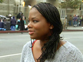 Khadijah grew up in homeless shelters.