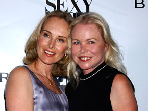 Chynna and Michelle Phillips