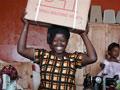 Heal Africa's fresh start kit