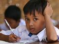 Organizations help educate children