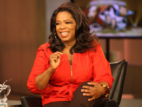 Oprah loves Chicago.