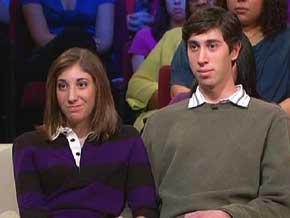Sabrina Aisenberg's siblings, William and Monica