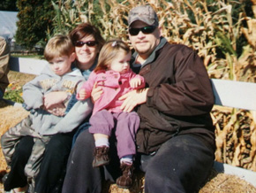 Diane Schuler and family