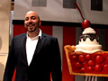 Backstage with Duff Goldman and Marina Sousa
