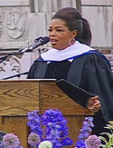 Oprah's graduation commencement speech at Duke.