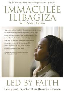 Led by Faith book cover