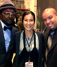 Lisa Ling, Will.i.am and Dante