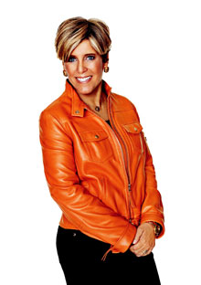 Suze Orman's financial advice