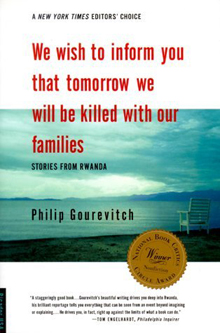 'We Wish to Inform You That Tomorrow We Will Be Killed with Our Families'