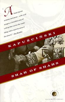 'Shah of Shahs'