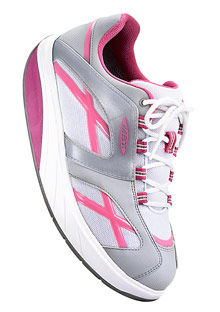 MBT sneakers can help you get fit!