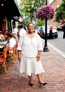 Denise Walker's diet makeover